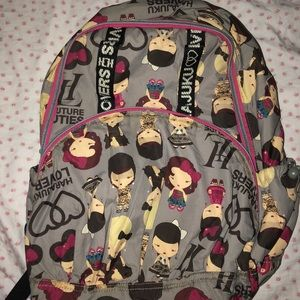 •harajuku lovers backpack
